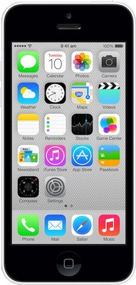 APPLE iPhone 5C(White, 8 GB)