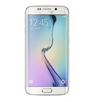 SAMSUNG Galaxy S6 Edge(White Pearl, 32 GB)