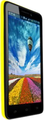 SPICE Stellar 520(Yellow, 4 GB)
