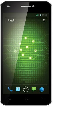 XOLO Q1200(Black, 8 GB)