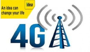 Idea comes with a 4G idea: Yes, now enjoy 4G in idea too...