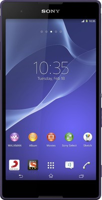 SONY Xperia T2 Ultra Dual(Purple, 8 GB)
