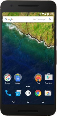 Huawei Nexus 6P Special Edition (Gold, 64 GB)