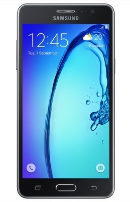 SAMSUNG Galaxy On5 (Black, 8 GB)